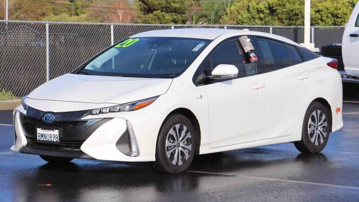 2020 Toyota Prius Prime JTDKARFP6L3140734