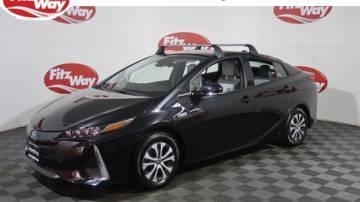 2020 Toyota Prius Prime JTDKARFPXL3128487