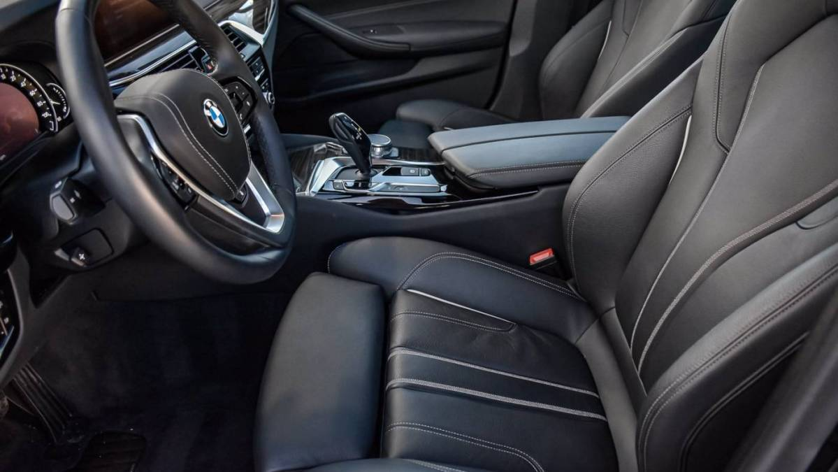 2019 BMW 5 Series WBAJB1C54KB376765
