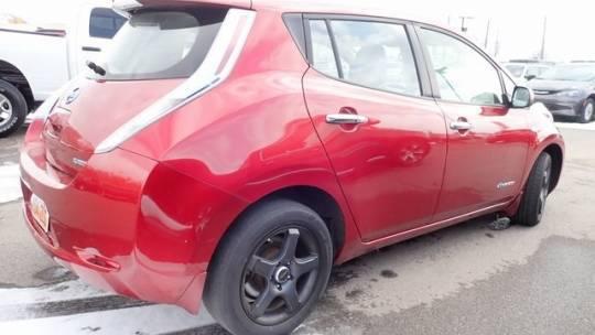 2012 Nissan LEAF JN1AZ0CP2CT026267