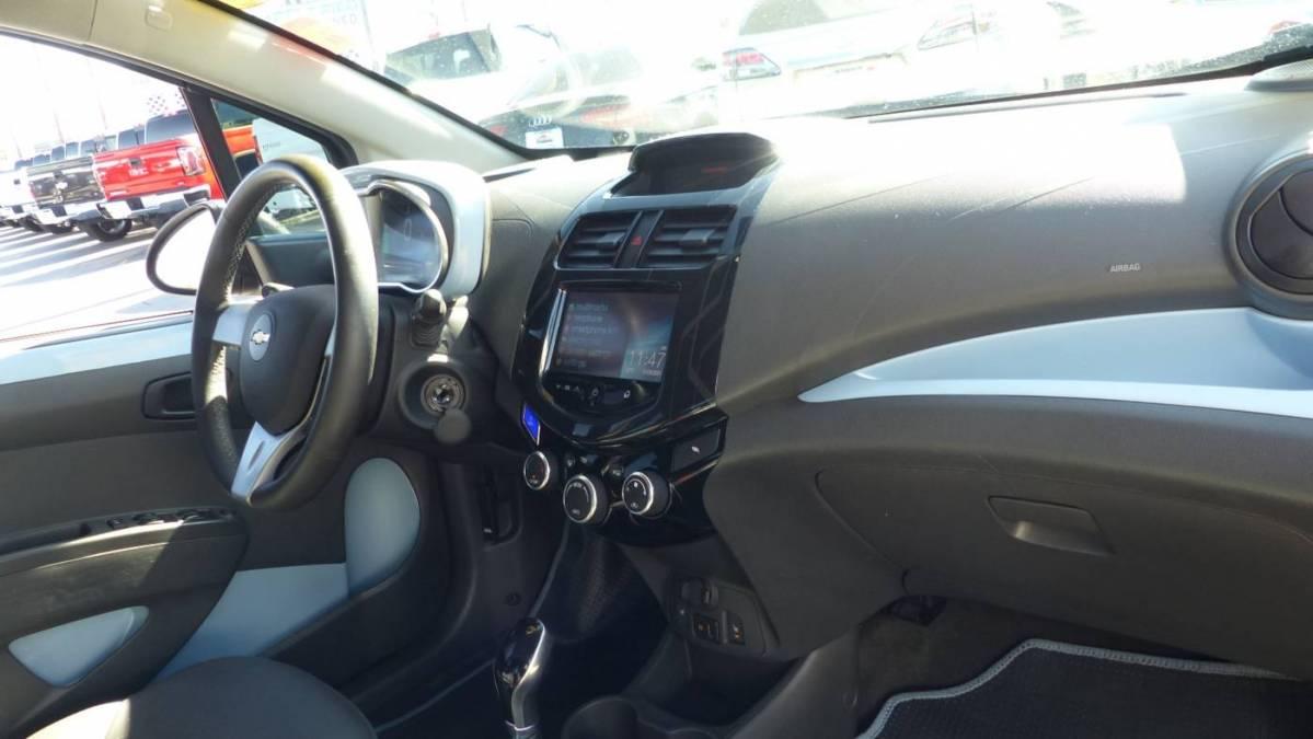 2014 Chevrolet Spark KL8CL6S04EC430049