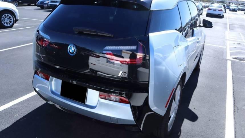 2015 BMW i3 WBY1Z2C54FV556156