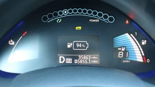 2015 Nissan LEAF 1N4AZ0CP0FC333329