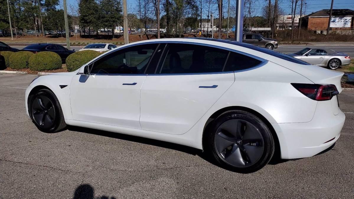 2018 Tesla Model 3 5YJ3E1EA2JF022994