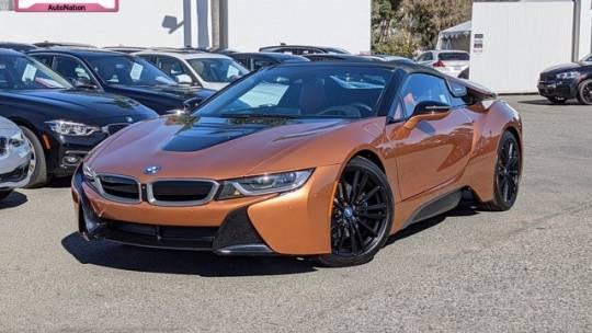 2019 BMW i8 WBY2Z6C52KVB82798