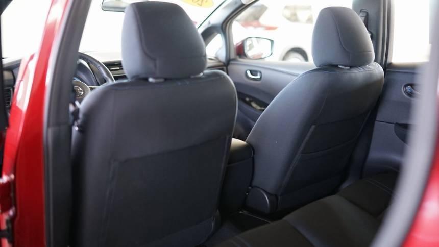 2019 Nissan LEAF 1N4BZ1CP5KC320547