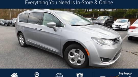 2019 Chrysler Pacifica Hybrid 2C4RC1L7XKR500091