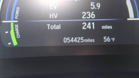 2018 Honda Clarity JHMZC5F30JC013441