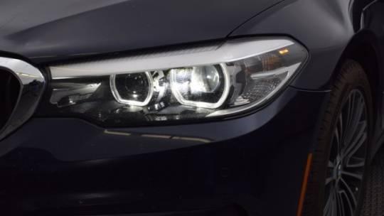 2019 BMW 5 Series WBAJB1C51KB376450