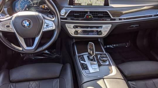 2018 BMW 7 Series WBA7J2C5XJG497868