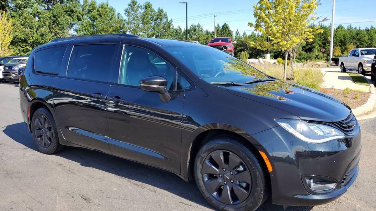 2019 Chrysler Pacifica Hybrid 2C4RC1N79KR500094