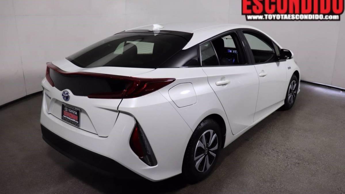 2019 Toyota Prius Prime JTDKARFP3K3106314