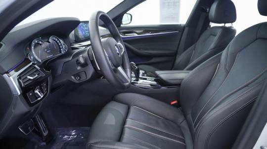 2018 BMW 5 Series WBAJA9C56JB034606