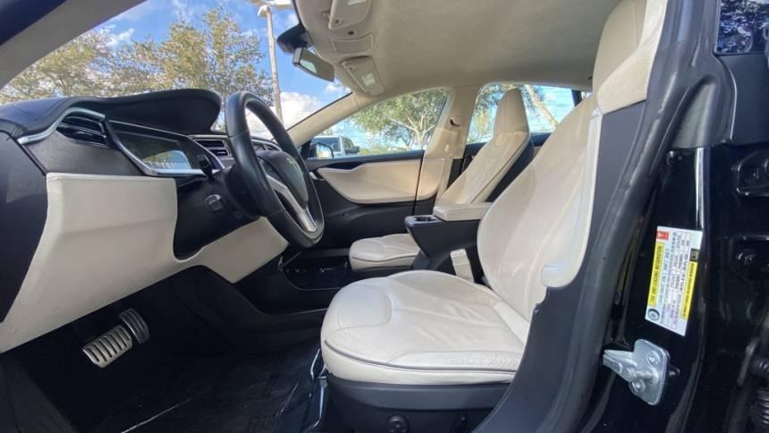 2012 Tesla Model S 5YJSA1DP6CFS00812