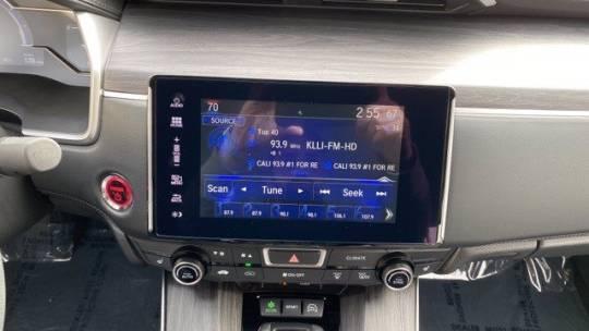 2019 Honda Clarity JHMZC5F1XKC006481
