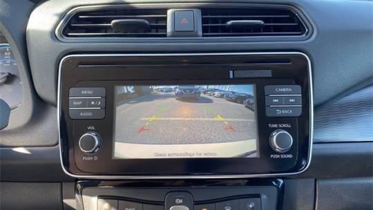 2018 Nissan LEAF 1N4AZ1CP4JC316855