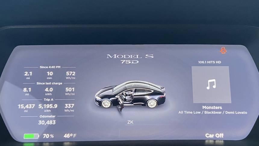 2018 Tesla Model S 5YJSA1E2XJF281569