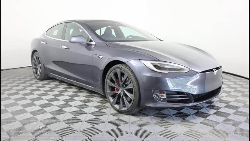 2020 Tesla Model S 5YJSA1E40LF412433