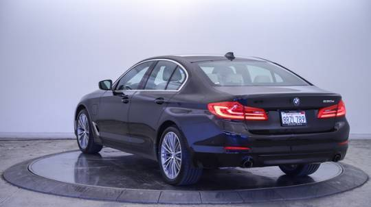 2020 BMW 5 Series WBAJA9C03LCE37303