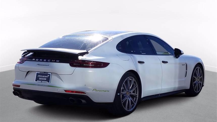 2019 Porsche Panamera WP0AE2A7XKL123352