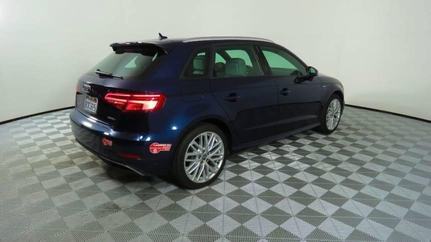 2018 Audi A3 Sportback e-tron WAUUPBFF4JA058254