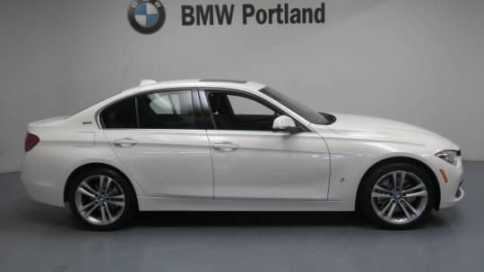 2017 BMW 3 Series WBA8E1C35HA158711