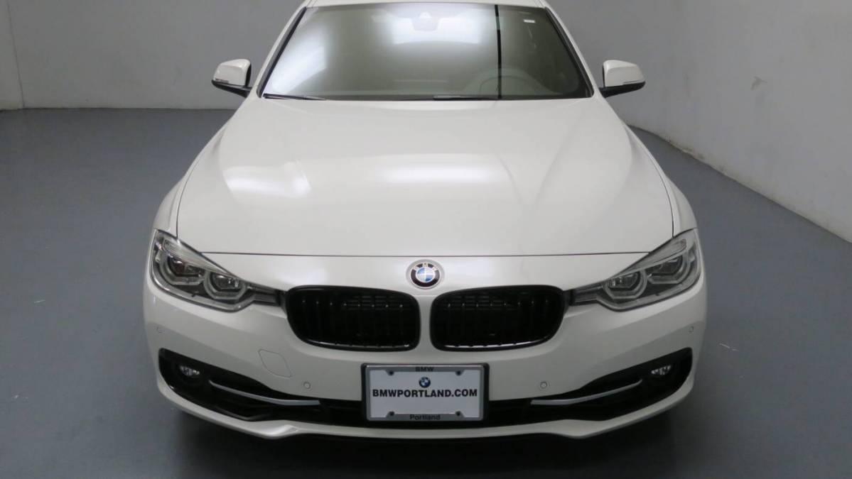 2017 BMW 3 Series WBA8E1C39HA158694