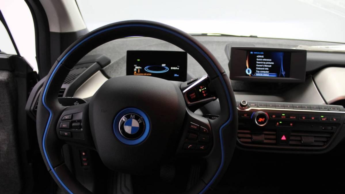 2018 BMW i3 WBY7Z8C51JVB86762