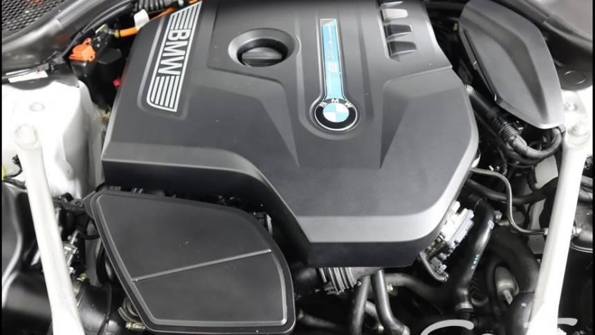 2018 BMW 5 Series WBAJA9C5XJB249924