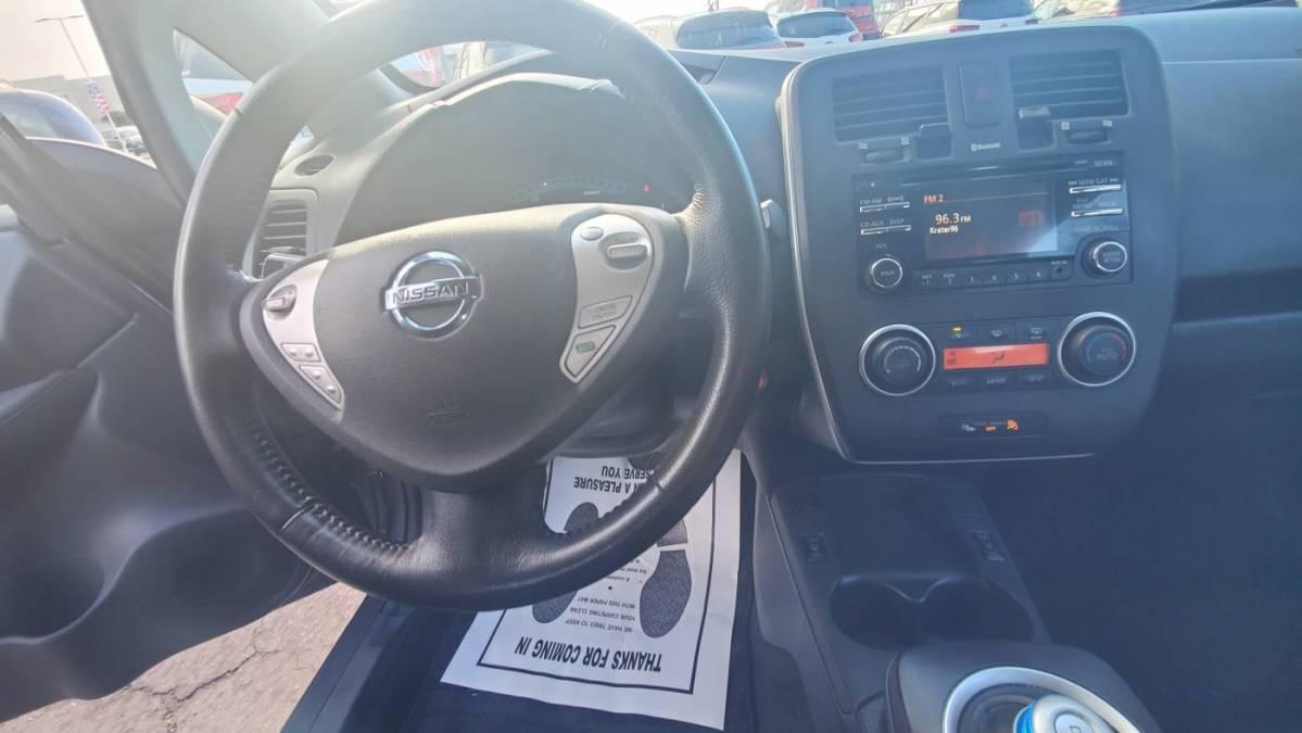 2015 Nissan LEAF 1N4AZ0CP7FC328953