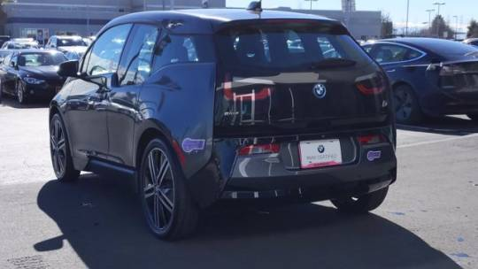 2017 BMW i3 WBY1Z8C32HV893901