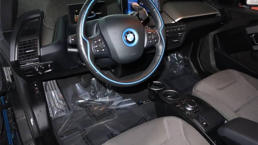 2018 BMW i3 WBY7Z8C51JVB87636