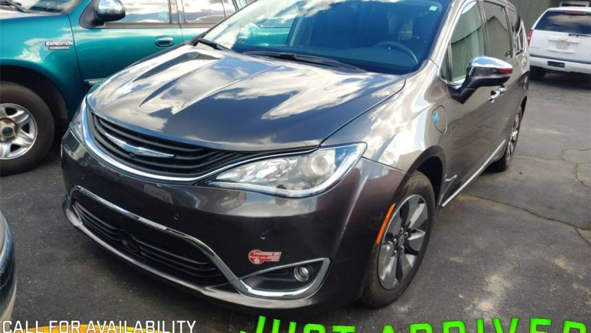 2018 Chrysler Pacifica Hybrid 2C4RC1N73JR212828