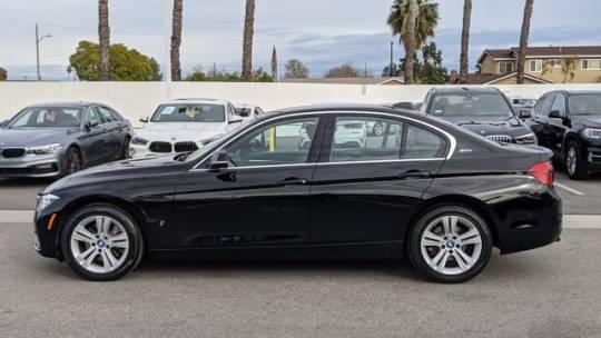 2018 BMW 3 Series WBA8E1C51JA159622