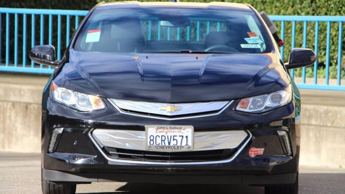 2018 Chevrolet VOLT 1G1RD6S54JU110771