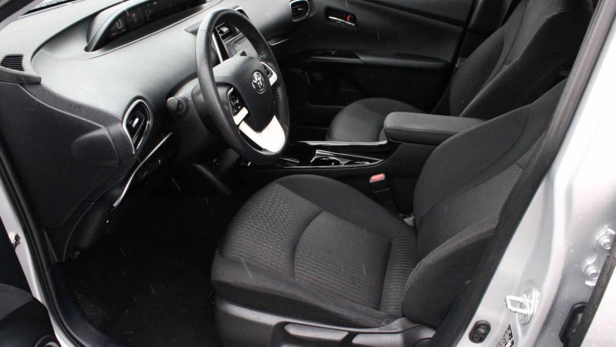 2017 Toyota Prius Prime JTDKARFP1H3021500