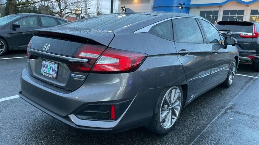 2018 Honda Clarity JHMZC5F39JC007394
