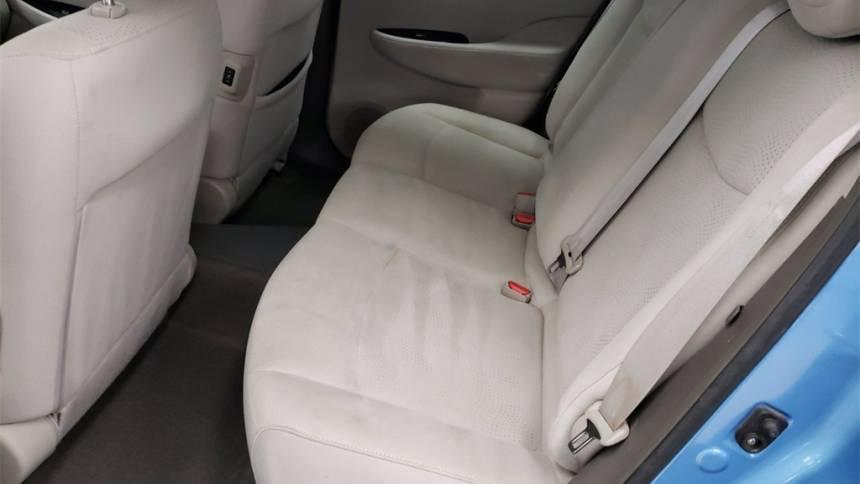 2013 Nissan LEAF 1N4AZ0CP0DC424260