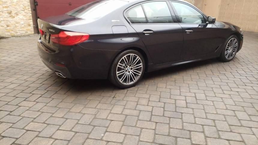 2018 BMW 5 Series WBAJB1C59JB084236