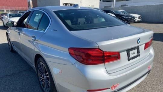 2018 BMW 5 Series WBAJA9C52JB033100