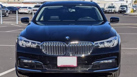 2018 BMW 7 Series WBA7J2C51JG938433