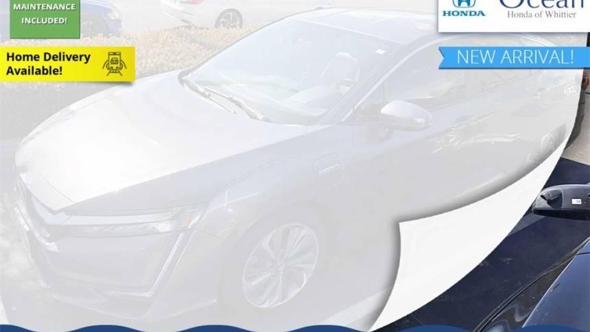 2018 Honda Clarity JHMZC5F37JC010567