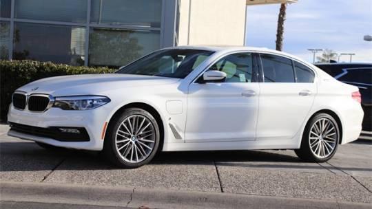 2018 BMW 5 Series WBAJA9C56JB249080