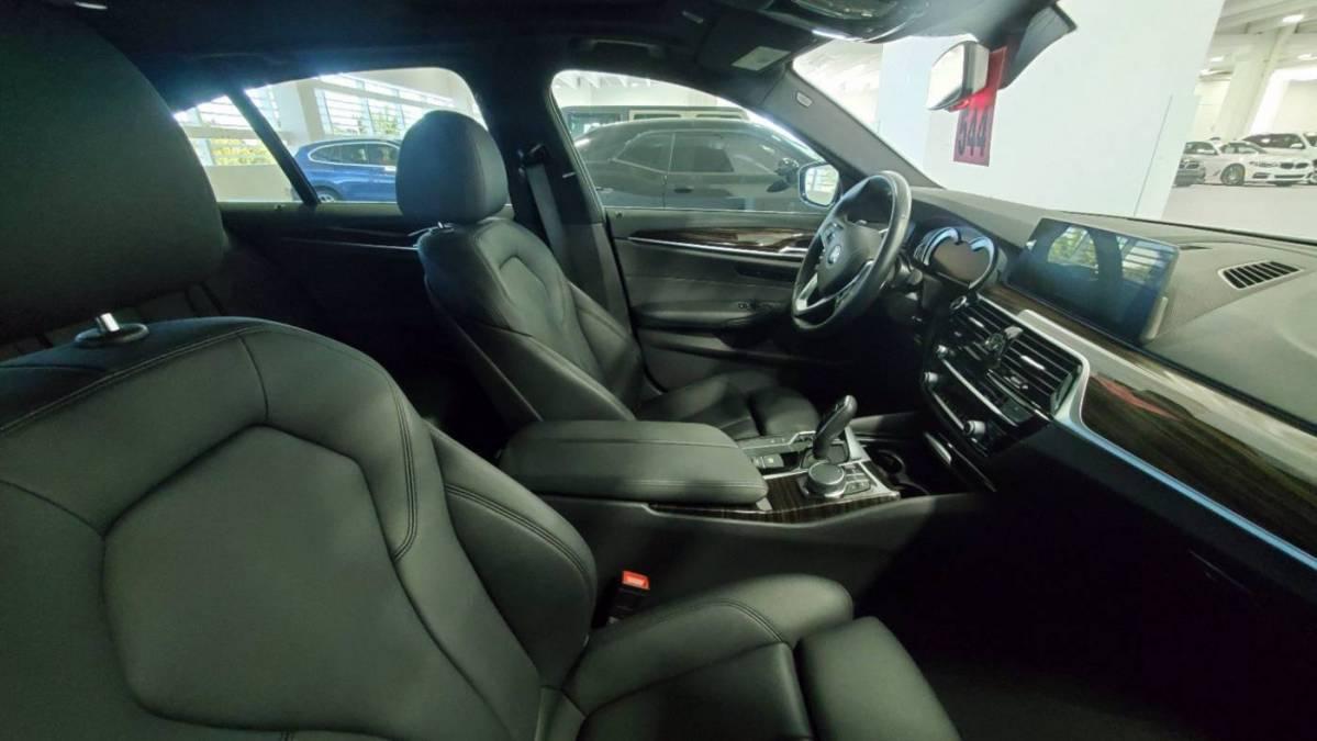 2018 BMW 5 Series WBAJA9C56JB252545