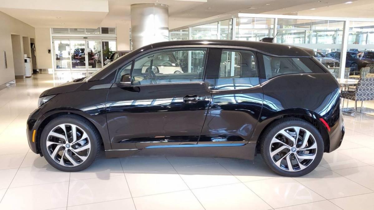 2017 BMW i3 WBY1Z8C31HV890911