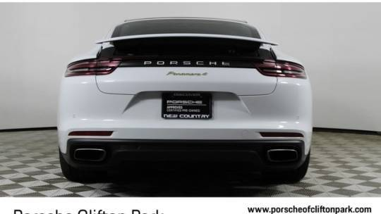 2018 Porsche Panamera WP0AE2A74JL177728