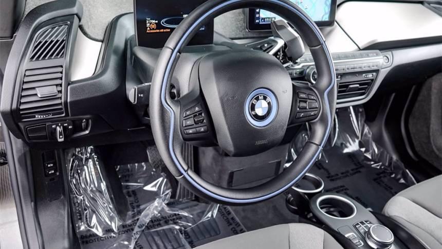 2018 BMW i3 WBY7Z2C59JVE61887