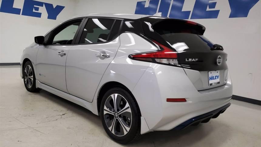 2018 Nissan LEAF 1N4AZ1CP8JC302554