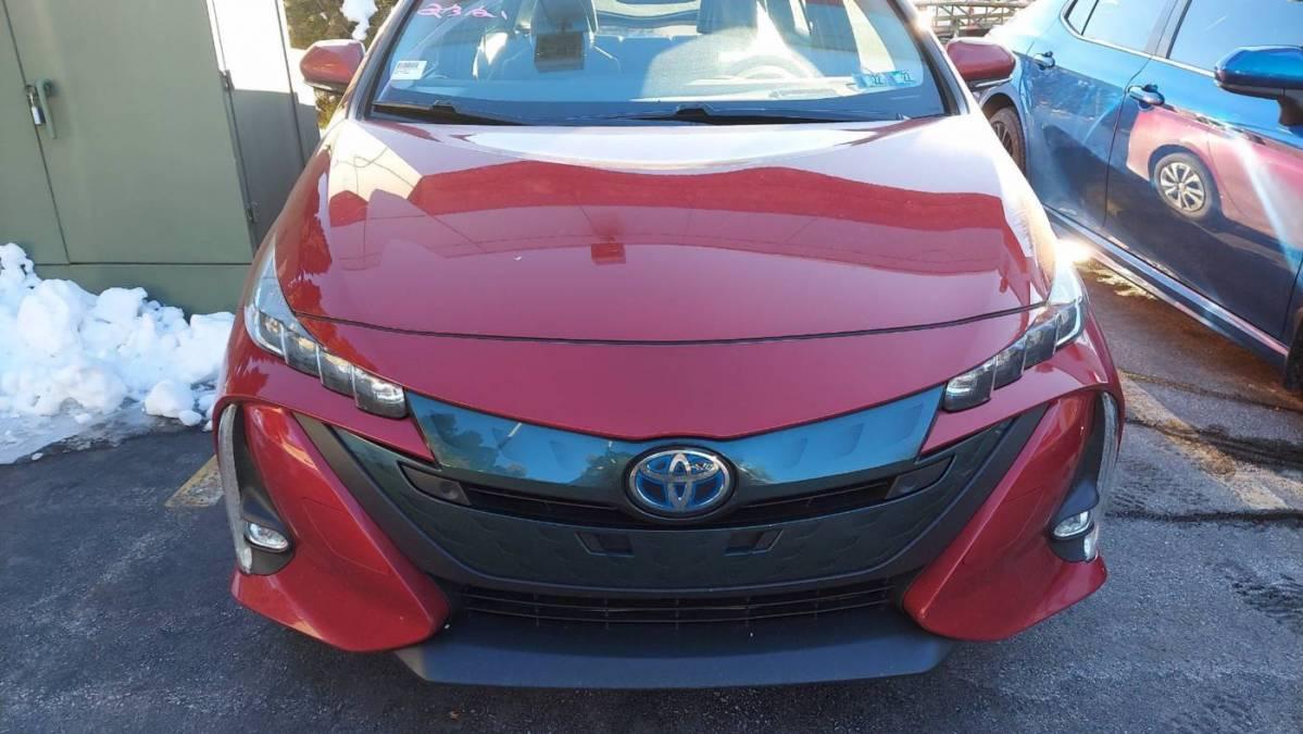 2017 Toyota Prius Prime JTDKARFP3H3002429