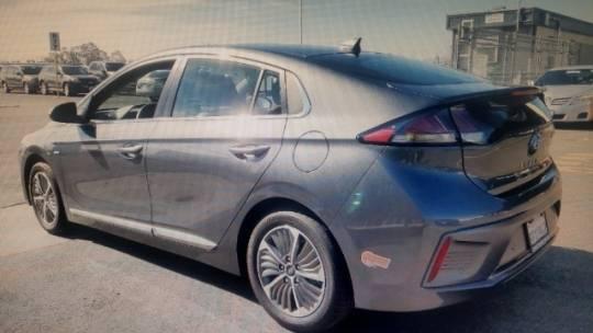 2020 Hyundai IONIQ KMHCX5LD7LU198332